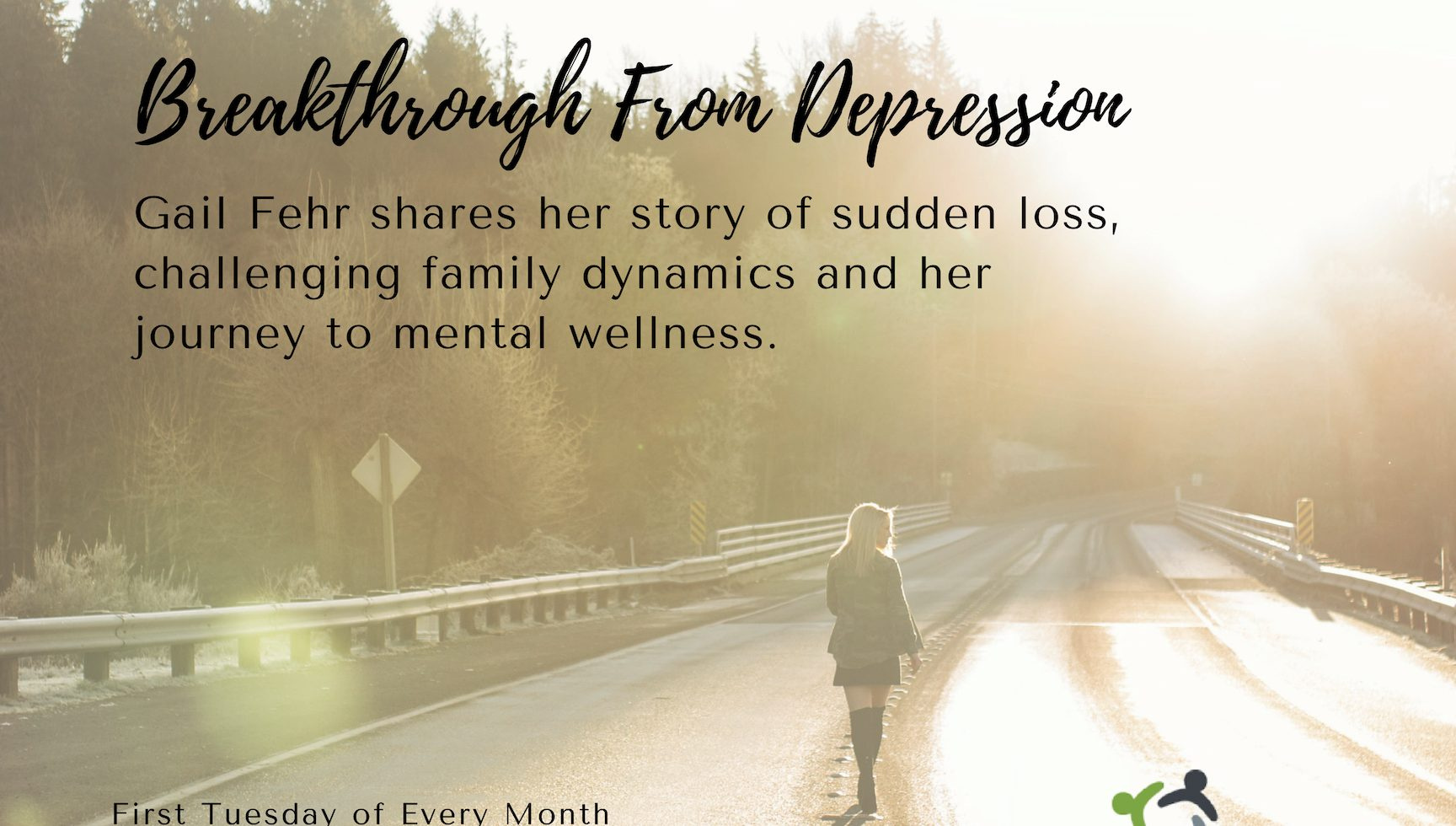 HERstory  – Breakthrough from Depression by Gail Fehr