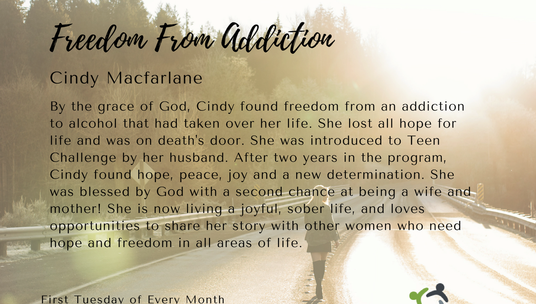 HERstory – Freedom from Addiction by Cindy Macfarlane